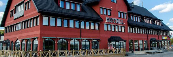 hotell utanför uppsala